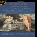 布瑞頓:神聖與世俗/A.M.D.G/五首花之歌/古老法國聖誕頌歌/榮耀頌歌的合唱舞曲 Britten:Sacred and Profane and Other Choral Music