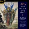 Langlais:Missa Salve regina & Messe solennelle