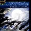 康果爾德:弦樂六重奏;荀伯格:昇華之夜 Korngold:String Sextet;Schoenberg:Verklärte Nacht