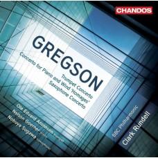 葛瑞格森:協奏曲第二集 Edward Gregson:Concertos Vol.2