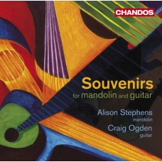 曼陀鈴與吉他二重奏 Souvenirs for mandolin and guitar
