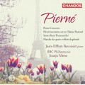 皮爾納:鋼琴協奏曲與其他作品 Gabriel Pierne:Piano Concerto, etc. (Bavouzet 巴佛傑, 鋼琴)