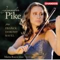 珍妮佛.派克演奏法國小提琴奏鳴曲集 Jennifer Pike plays French Violin Sonatas