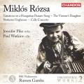 米克羅斯.羅薩:管弦作品第二集 Rozsa:Orchestral Works, Vol. 2
