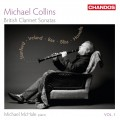 英國豎笛奏鳴曲第一集 British Clarinet Sonatas Vol.1