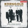 康果爾德:鋼琴五重奏、弦樂六重奏 Korngold:String Sextet、Piano Quintet