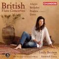 英國長笛協奏曲 British Flute Concertos