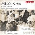 米克羅斯.羅薩:管弦作品第三集 Miklós Rózsa:Orchestral Works Vol. 3