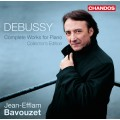 德布西:鋼琴作品全集 Debussy:Complete Works for Piano (Bavouzet 巴佛傑)