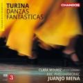 圖利納:幻想舞曲 Turina:Danzas fantásticas