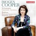 伊摩珍.庫柏演奏布拉姆斯、舒曼 Imogen Cooper plays Brahms & Schumann