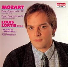 莫札特:第12、14號鋼琴協奏曲 Mozart:Piano Concerto Nos.12 & 14