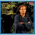蕭邦:練習曲 Op.10 & Op.25 Chopin:The Complete Etudes