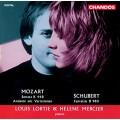 莫札特:雙鋼琴奏鳴曲∕變奏曲、舒伯特:幻想曲 Mozart:Two-Piano Sonata K448 etc.