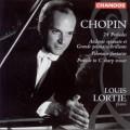 蕭邦:24首前奏曲、升C小調前奏曲、流暢的行板與華麗的大波蘭舞曲、降A大調波蘭幻想舞曲 Chopin:24 Preludes / Prelude, Op. 45 / Andante spianato et Grande polonaise brillante