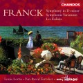 法朗克:D小調交響曲、交響變奏曲、風神艾奧利斯交響詩 Franck, C: Symphony in D minor、Symphonic Variations for piano & orchestra, M46、Les Eolides - Symphonic Poem