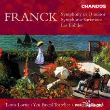 法朗克:D小調交響曲、交響變奏曲、風神艾奧利斯交響詩 Franck, C: Symphony in D minor、Symphonic Variations for piano & orchestra, M46、Les Eolides - Symphonic Poem