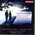 Hummel:Mandolin Concerto etc. 胡麥爾:曼陀林協奏曲、小號協奏曲、愉快慶典序曲、芭蕾音樂《小鐘》