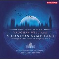 (黑膠)佛漢威廉士:倫敦交響曲 Vaughan Williams: A London Symphony (Vinyl)