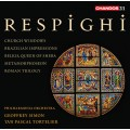 雷史畢基:教堂之窗、變形 Respighi: Church Windows, Metamorphoseon