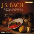巴哈:韋瓦第協奏曲改編集 J.S. Bach:The Transcriptions of Concertos by Vivaldi