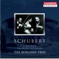 舒伯特:兩首鋼琴三重奏 (包羅定三重奏) Schubert:Piano Trios (Borodin Trio)