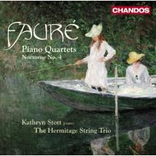 佛瑞:第一、二號鋼琴四重奏 Fauré:Piano Quartets Nos. 1 & 2