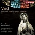 威爾第:合唱作品集 Verdi:Four Sacred Pieces & Hymn of the Nations