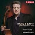 孟德爾頌:大提琴與鋼琴作品 Mendelssohn:Works for Cello and Piano
