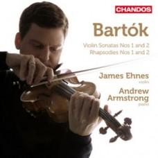 巴爾托克:小提琴與鋼琴奏鳴曲、狂想曲 Bartok:Sonatas and Rhapsodies for Violin and Piano
