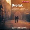 德佛札克:鋼琴五重奏、鋼琴四重奏 Dvorak:Piano Quintet & Piano Quartet