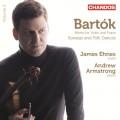巴爾托克:小提琴與鋼琴作品第2集 Bartok:Works for Violin and Piano Vol. 2