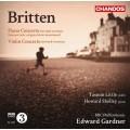 布列頓:小提琴協奏曲、鋼琴協奏曲 Britten:Violin Concerto & Piano Concerto