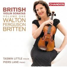 英國小提琴奏鳴曲第一集 British Violin Sonatas, Vol. 1