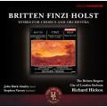 布列頓、芬濟、霍爾斯特:合唱作品 Britten, Finzi, Holst: Choral Works