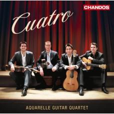 吉他四重奏~西班牙魂 Cuatro:A Tribute to the Music of Spain