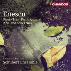 安奈斯可:鋼琴三重奏、鋼琴五重奏 Enescu:Piano Trio & Piano Quintet