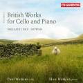 英國大提琴與鋼琴作品第二集 British Works for Cello and Piano, Vol. 2