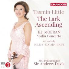 雲雀高飛~英國小提琴與管弦樂團作品集 The Lark Ascending