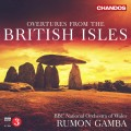 英國序曲集 Vol. 1 (魯蒙.甘巴 / BBC威爾斯國家管弦樂團) Overtures from the British Isles, Vol. 1 (BBC National Orchestra of Wales, Rumon Gamba)