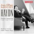 海頓:第三、四 & 十一號鋼琴協奏曲 Haydn:Piano Concertos (Bavouzet 巴佛傑, 鋼琴)