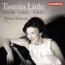 法國小提琴奏鳴曲 French Violin Sonatas (Tasmin Little)