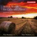 英國大提琴與鋼琴作品第三集 British Works for Cello and Piano, Vol. 3