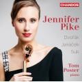 捷克小提琴作品~德佛札克、楊納傑克、蘇克 Dvorak、Janacek & Suk:Works for Violin anf Piano