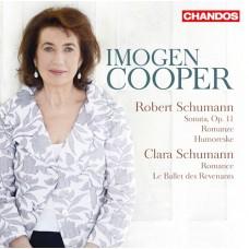 舒曼夫妻作品集 Imogen Cooper plays Schumann