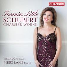 泰絲敏.里托 - 舒伯特:室內樂作品 Schubert Chamber works (Tasmin Little violin, Piers Lane piano)