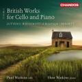 英國大提琴與鋼琴作品第四集 British Works for Cello and Piano, Vol. 4