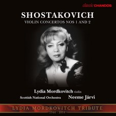 蕭士塔高維契:第一、二號小提琴協奏曲 Shostakovich:Violin Concertos Nos. 1 & 2