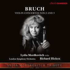 布魯赫:第二、三號小提琴協奏曲 Bruch:Violin Concerto Nos. 2 and 3