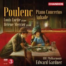 普朗克:鋼琴協奏曲 Poulenc:Piano Concertos & Aubade